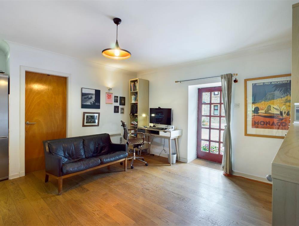 Living Area (Garff Cottage)